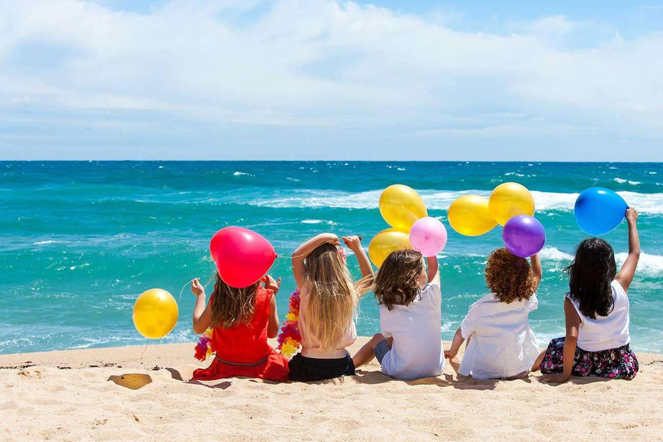 картинка отпуск с шариками одинаково хороши