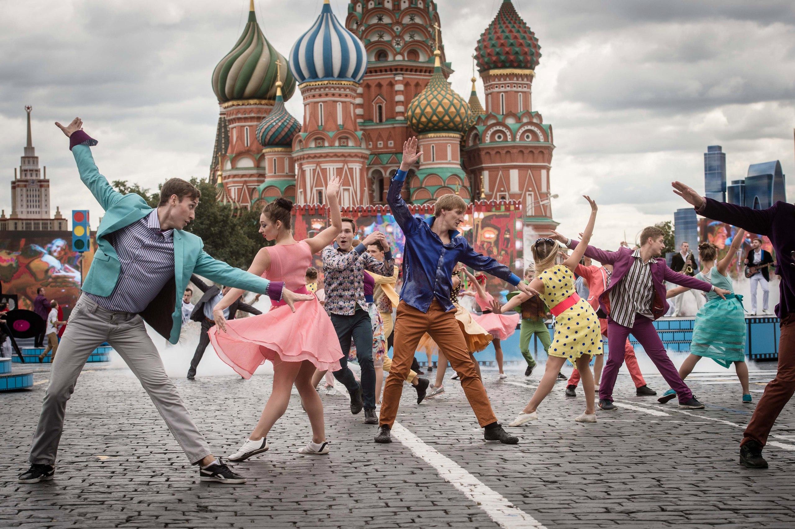 поздравление жителей москвы как он