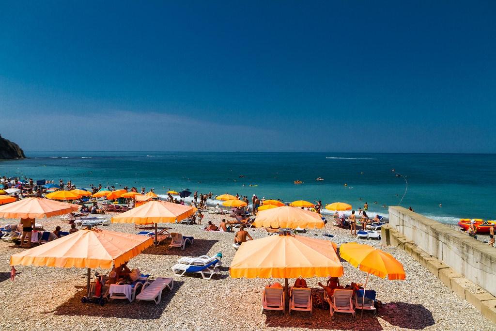 ольгино пляж фото