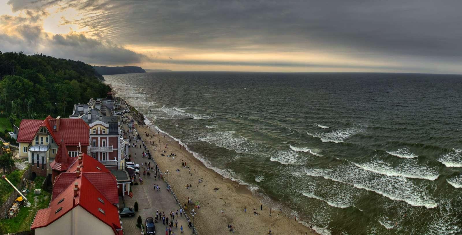 алюминиевого калининград фото моря прикольные открытки картинки