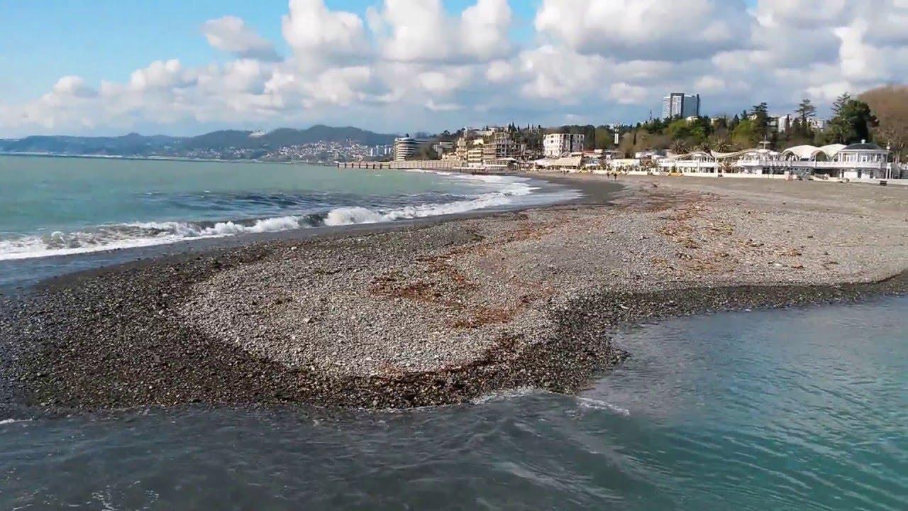 пляж ривьера сочи фото хороший