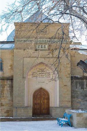 Мечеть Джума на Кавказе