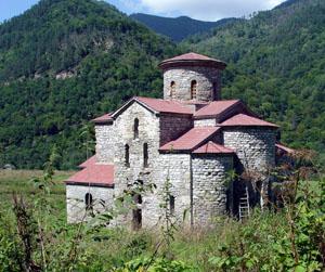 Зеленчукский храм на Кавказе