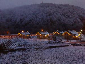 красная поляна зимой сочи фото