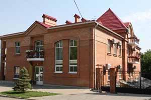 Частный сектор в Таганроге